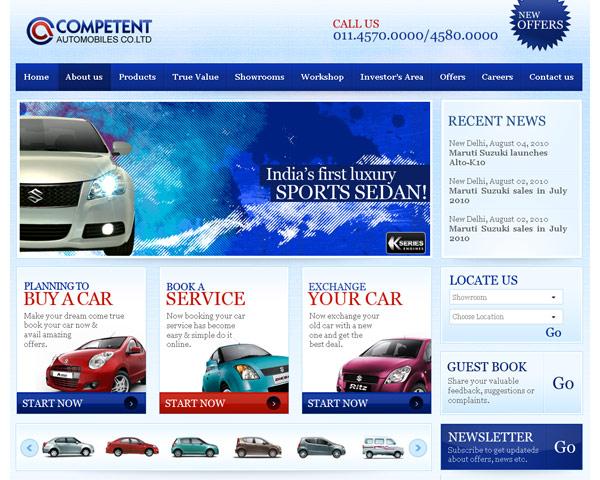 Competent Automobiles