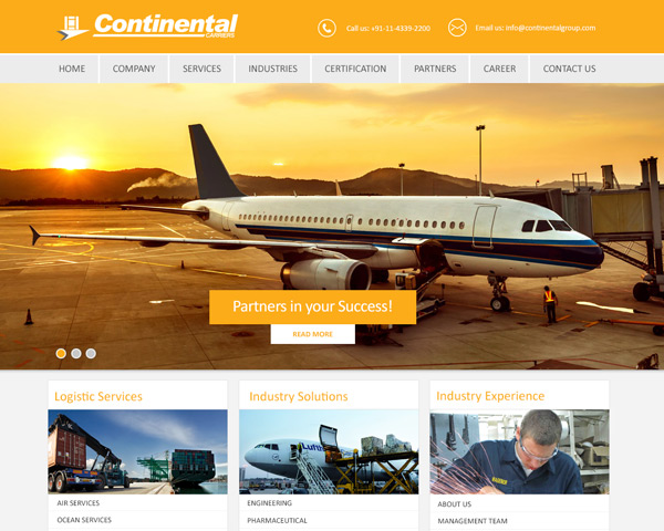 Continental Carriers Inc. Harvard Case Solution & Analysis